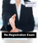 p2 re-reg exam