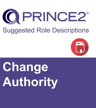 P2 Suggested Role Descriptions - Change Authority-01