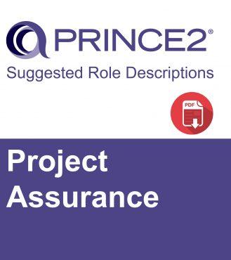 P2 Suggested Role Descriptions - Project Assurance-01