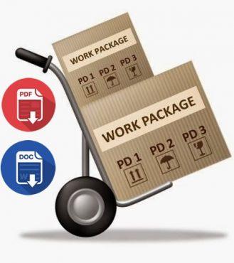 Workpackage download