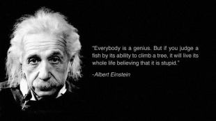 einstein and dyslexic project managers