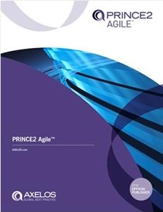 PRINCE2 agile manual 23x300
