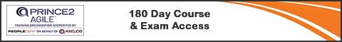 Agile 180 exam and course access